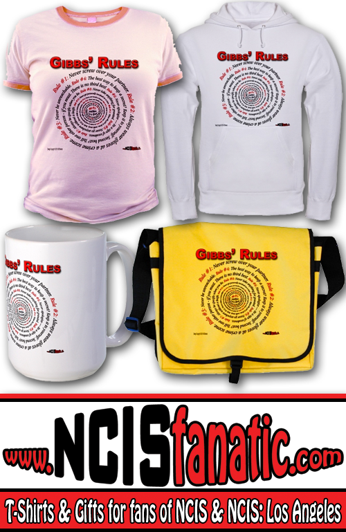 CLICK HERE & See our selection of T-Shirts & Gifts for fans of NCIS & NCIS: Los Angeles